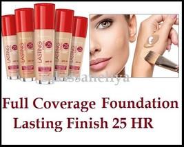 Rimmel Lasting Finish 25h Foundation SPF20  Long Lasting 30ml - $14.98