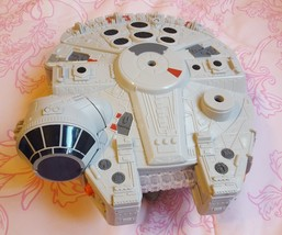 2011 Hasbro Europe Star Wars Millennium Falcon Galactic Spaceship pre-owned toy - $58.89