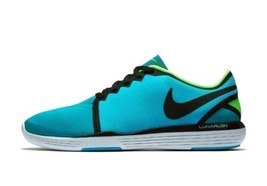 Nike Women's Lunar Sculpt Training Shoe blue size 9.5 - $52.25