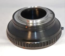 Hasselblad to Nikon F mount lens adaptor - $55.74