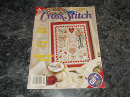 Simply Cross Stitch Magazine Number 45 Morning Chat - $2.69