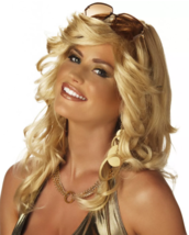 California Costumes Collection Discorama Mama Blonde Adult Wig - Ages 14 & Up - $19.75