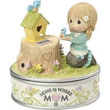 Precious Moments, Home Is Where Mom Is, Resin Recordable Trinket Box, 16... - $104.32