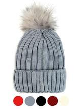Women's 100% Acrylic Knit Winter Hat - $11.69+