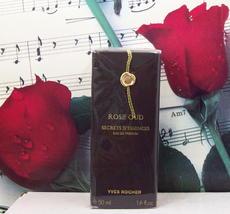 Yves Rocher Rose Oud Secrets D'Essence EDP Spray 1.6 FL. OZ. - $179.99