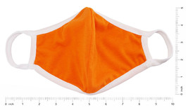 Kids Washable Face Cover Outdoor Protection Toddler Reusable Mask Made in USA image 2