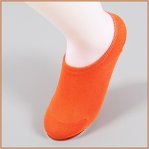 Spring Comfortable Breathable Invisible Low Ankle 5 Piece Bamboo Foot Sock Sets  image 4