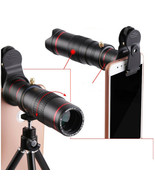 22X Optical Zoom Cell Phone Camera HD Lens Kit Clip On Telescope For iPh... - $35.11