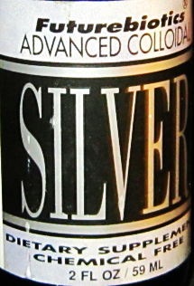 ADVANCED COLLOIDAL SILVER (2K FLUID OUNCES LIQUID) MSRP $16.99  image 4