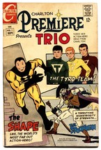 Charlton Premiere #1 - 1967 - Spookman - Tyro Team - Shape - Comic book - $39.73