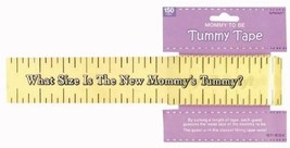 Amscan Games, Tummy Measure Baby Shower Game, Party Supplies, Multicolor - $6.35