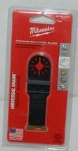 Milwaukee Product Number 48900025 Titanium Multi Tool Blade image 1