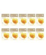 REAL NATURE HONEY FACE MASK 10 PACK - €8,38 EUR