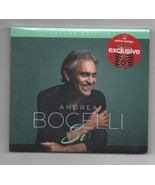 Andrea Bocelli Si Deluxe Edition Target Exclusive 2018 CD Josh Groban - $28.89