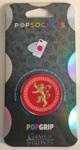 PopSocket Game of Thrones House Lannister Sigil Swappable PopGrip AUTHENTIC - $3.98