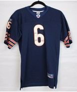 Rbk NFL players youth kids Chicago Bears Muhammad 87 Jersey size L 14-16 - $14.78