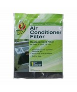 Air Conditioner Filter Window Unit Purifier Duck Brand Replacement Reusable Wash - $9.85