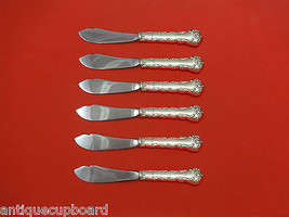 Kings Court by Frank Whiting Sterling Silver Trout Knife Set 6pc HHWS  Custom - $445.55