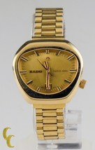 Vintage Rado NCC 444 Gold Plated Automatic Women's Watch 558.3018.2 - $561.33