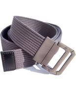 "DIY Length 3MM Thick Canvas Belts For Men Unisex S-L 45"" for waist 38"",3... - $10.46"