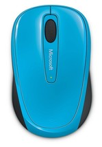 Wireless Mouse For Laptop, Cyan Blue Usb Microsoft Small Optical Mouse W... - $28.99