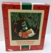 Treetop Dreams Hallmark Ornament - $7.92