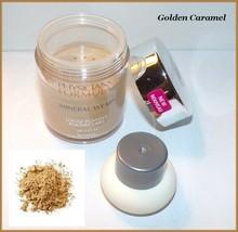 Physicians Formula Mineral Wear Loose Powder SPF 16 Golden Caramel + Fre... - $8.25