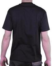 Famous Stars & Straps Negro de Hombre Último Call Neón Letrero Boh Camiseta Nwt image 2