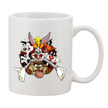 Looney tunes favourites Mugs Cups Mugs & Funny Gift for Coffee Lovers Mug - $16.50