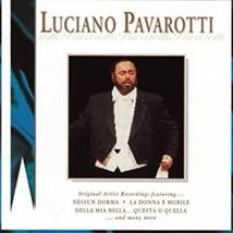 Luciano Pavarotti Cd image 1