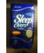 SleepOvers By Cuties Underwear 60 Large XLarge 60-125 lbs Diaperls 5 Pac... - $33.25