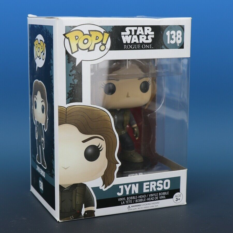 Funko POP Star Wars Young Jyn Erso NEW In Box