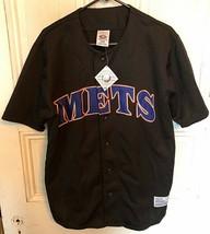 TrueFan MLB New York Mets Baseball Jersey Mens Med. 38-40 NEW NWT - $21.95