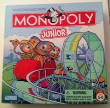 Parker Brothers 2005 Monopoly Junior - $17.31