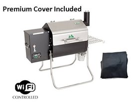 GMG 2018 Green Mountain Grill Davy Crockett Grill/Smoker With Cover - Ne... - $354.99