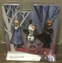 Disney Frozen 2 Dive Characters Soft & Flexible Ages 5+. NEW!! - $18.95