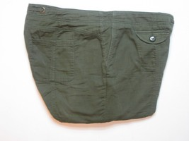 Lane Bryant Womens Plus Size 22 Average Inseam 30 Cargo Pants Green #L1 - $17.99