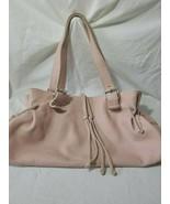 Carla Mancini Pink Leather Tote - $272.25