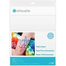 Silhouette MEDIA-TATTOO Temporary Tattoo Paper - $22.95