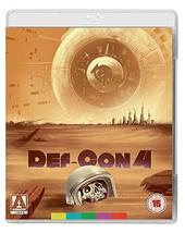 Def-Con 4 - Arrow Video Region B UK Import [Blu-ray]