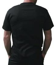 Famous Stars & Straps Mens Black Chaos Is My Friend T-Shirt image 2