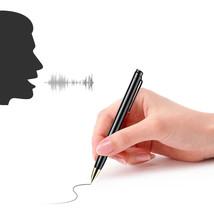 Digital Voice Recorder Pen - 16GB Internal Memory, 3.5mm Audio Jack, Sty... - $53.18