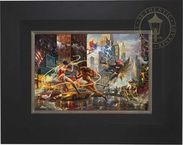 Thomas Kinkade DC Women of DC 12 x 18 LE S/N Canvas Framed - $750.00