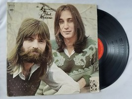 Loggins And Messina Vinyl Record Vintage Self Titled 1972 CBS - $22.31