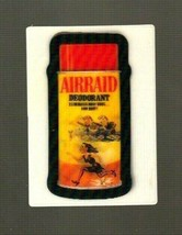 "2008 Wacky Packages Flashback Series 1 {FB1} ""AIRRAID"" Motion Card #1 - $1.99"