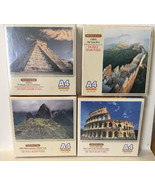 Bits & Pieces 500 Pc Jigsaw Puzzles World Heritage Series New - $14.95