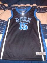 Duke #15 Nike Elite Jersey Size Large  - $19.35