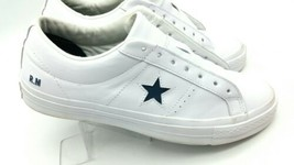 Converse One Star  Leather Low Top Men Shoe 8.5 Women 10.5 US Athletic 809 - £32.09 GBP