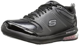 Skechers for Work Women's lingle Work Shoe, Black, 5.5 M US  - £59.72 GBP