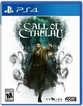 Call of Cthulhu for PlayStation 4 - $59.75